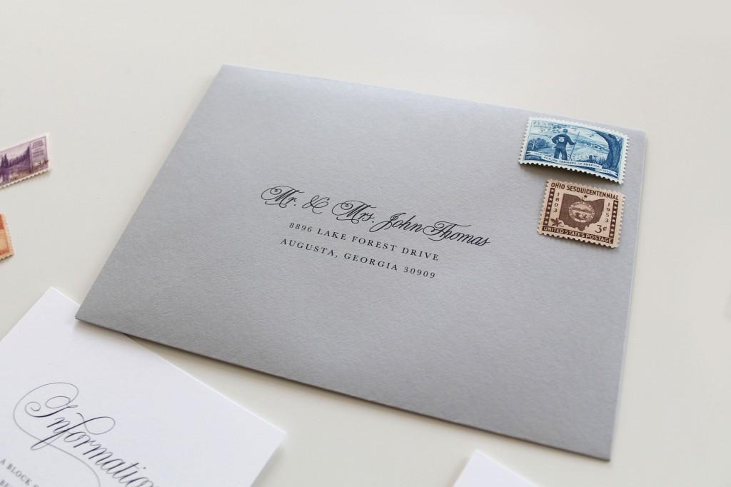 Grey-Wedding-Invitation-Envelope