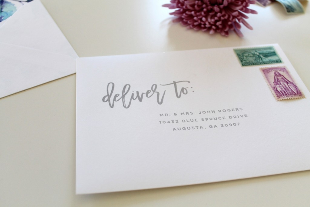 Calligraphy-Envelope-Addressing-Augusta