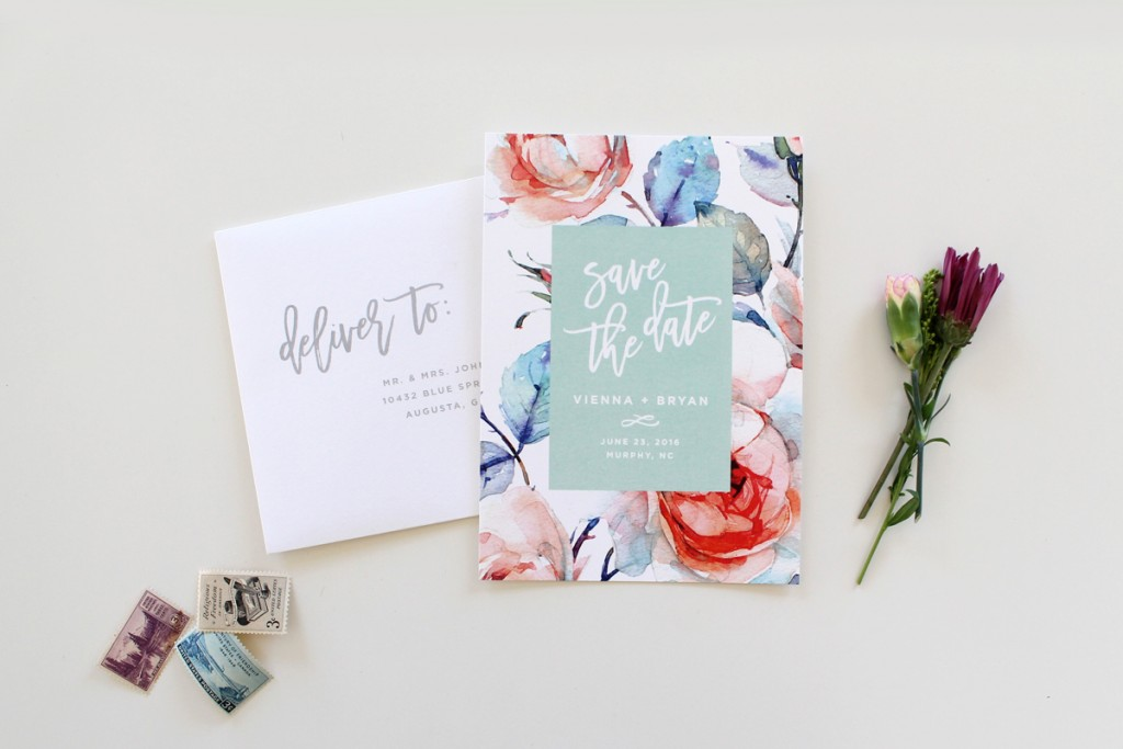 Save-the-date-with-envelope-addressing