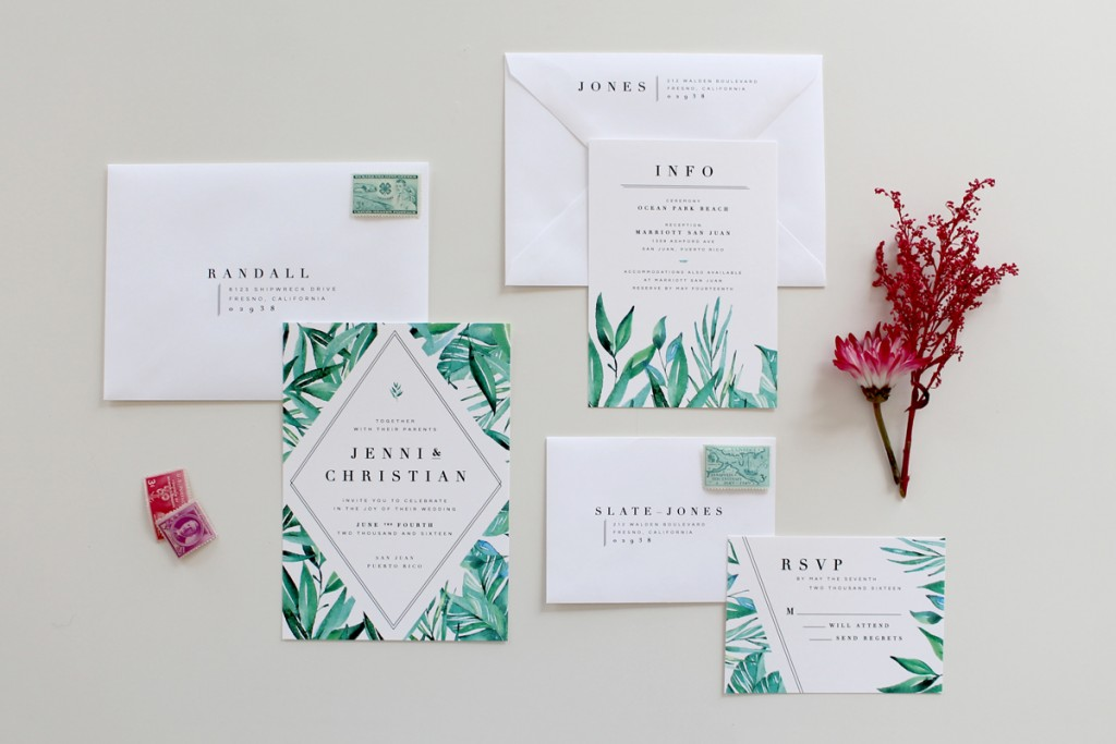 Botanical-Wedding-Invitations