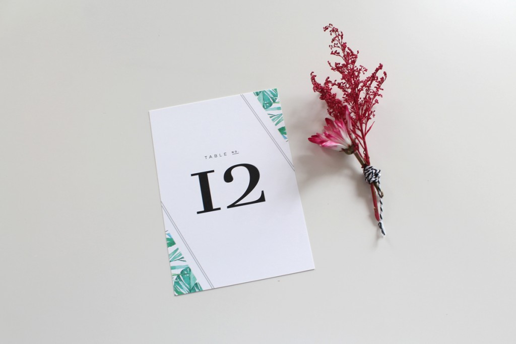 Tropical-Wedding-Table-Numbers