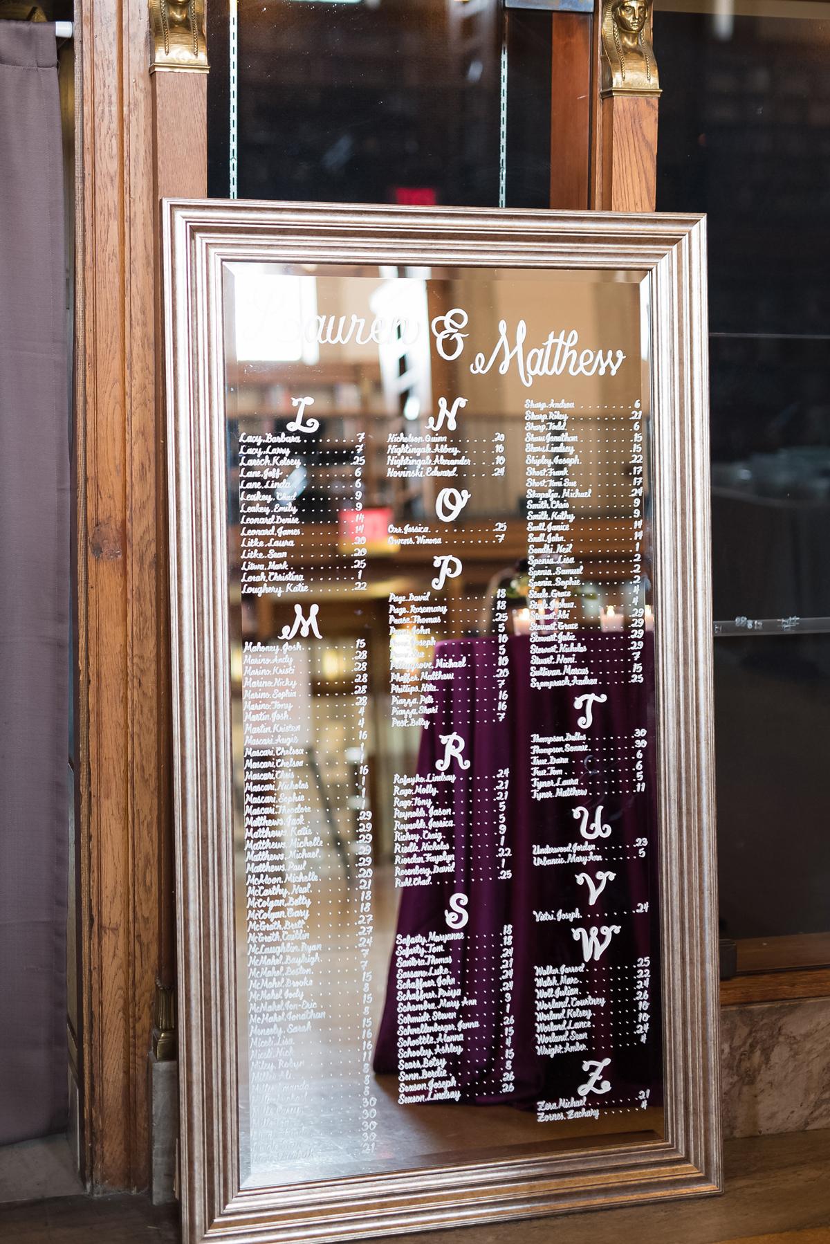 mirror-table-setting