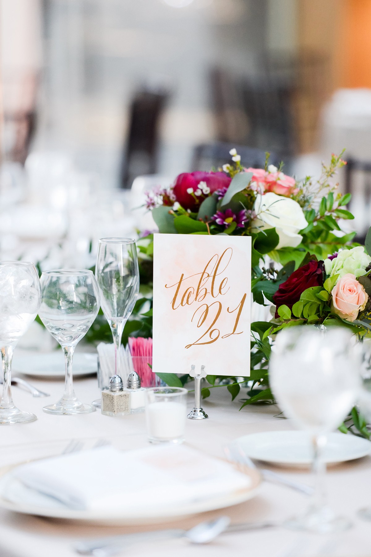 peach-watercolor-gold-table-number
