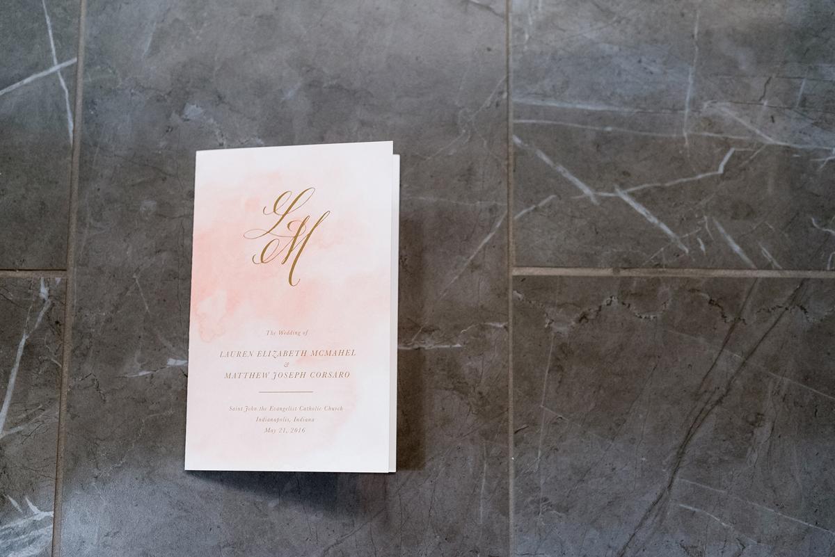 watercolor-wedding-program